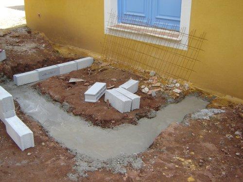Construction De L Escalier