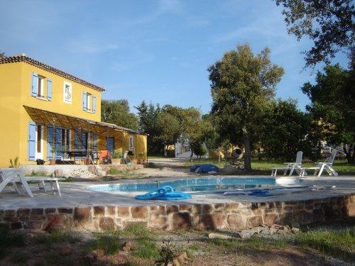 La maison de la piscine location maison lacanau avec for Chauffer piscine naturelle