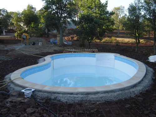 Construction piscine sol o bilan piscines marques for Construction piscine 19