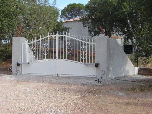 Installation du portail for Installation portail