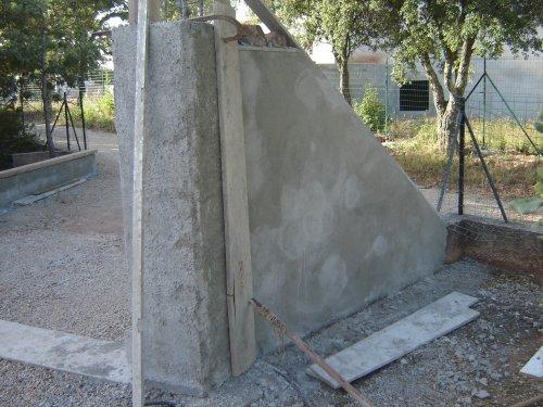 Installation du portail - Enduit pour bois avant peinture ...