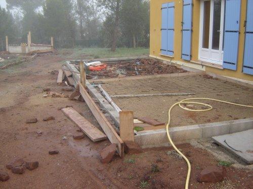 Construction De La Terrasse Page 2